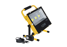 120W Rechargeable flood lights